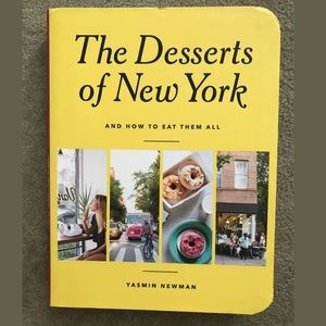 The Desserts of New York Book